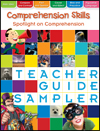 Spotlight on Comprehension Teacher Guide Sampler